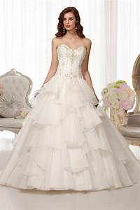 princess ball gown wedding dress with bling sang maestro With princess ball gown wedding dresses with bling