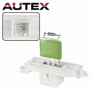 Autex Hvac Manual Blower Motor Resistor Ru827 Sw 9974c