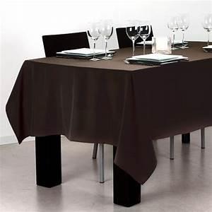 Nappe De Table : nappe de table linge de table eminza ~ Teatrodelosmanantiales.com Idées de Décoration
