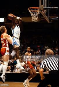 Michael Jordan at North Carolina