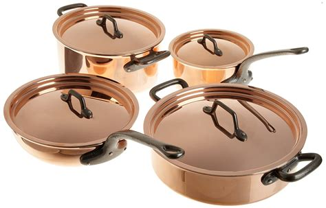 copper cookware amazon piece bourgeat matfer