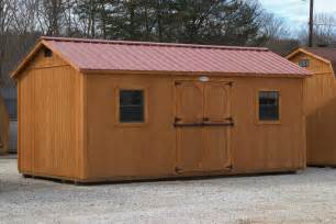 12x24 Barn Shed Plans by Portable Buildings