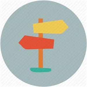 Direction, direction board, navigation, road sign, street ...