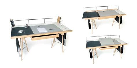 bureau pratique et design objet pratique et design 55 homework desk miliboo