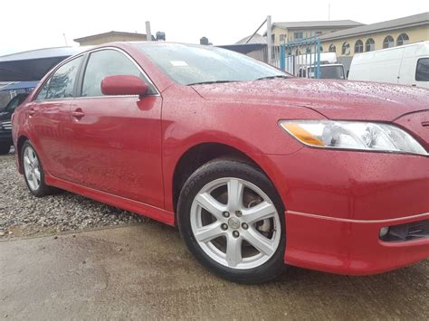 2008 Toyota Camry Sports Edition by 2008 Tokunbo Camry Sport Edition Fully Loaded Autos