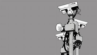 Dystopian Camera 1984 Security Wallpapers Px Desktop