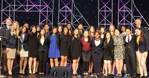 cinco ranch sends  fbla students  national conference