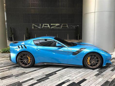 2019-2020 Ferrari 488 Spider Design Exterior