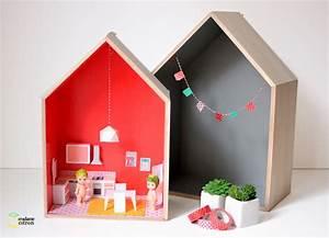 Meuble De Maison : diy une maison de poup e meubles miniatures imprimer la cuisine madame citron blog de ~ Teatrodelosmanantiales.com Idées de Décoration