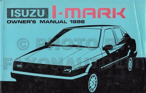Isuzu Mark Electrical Troubleshooting Manual Original