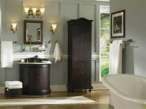 Bain De Lumiere : luminaire salle de bain en nickel bross ~ Melissatoandfro.com Idées de Décoration