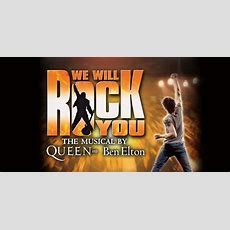 We Will Rock You  The Marlowe