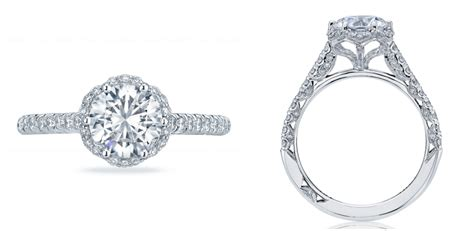 need a diamond for tacori engagement ring