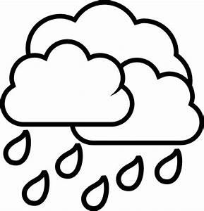 Weather Storm Rain Clip Art at Clker.com - vector clip art ...