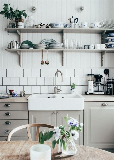 ideas  decorate scandinavian kitchen design