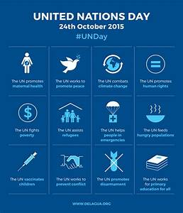 DelAgua - Library - United Nations Day - 24th October