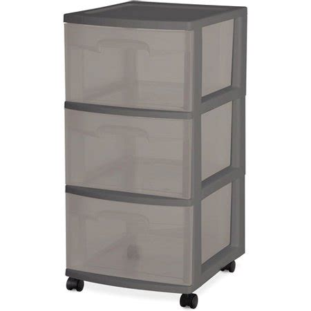 sterilite 5 drawer cart sterilite 3 drawer medium cart set of 2 walmart