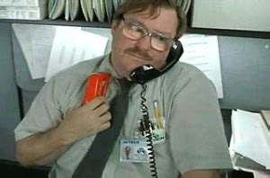 Office Space Stapler by Office Space Rob S Vault