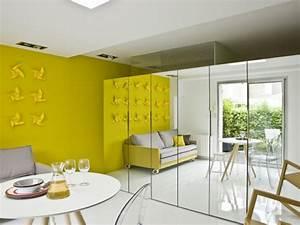 petit espace renovation astucieuse pour un appartement With meubles pour petit appartement 13 deco terrasse bord de mer