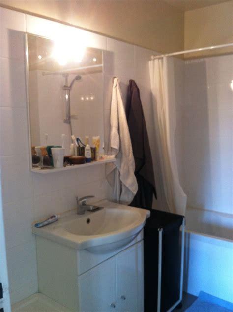 location chambre avec privé chambre privé avec salle de bain dans une colocation