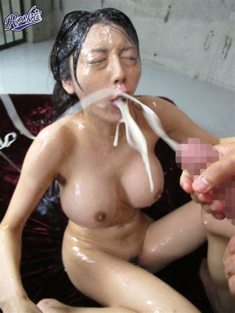 Rki 320 Bukkake Sex Miho Ichiki Of Men Firing World S Best Semen In Large Quantities Javbus