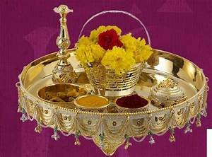 1000+ images about Pooja thali on Pinterest Puja room