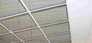 Dalle Pour Plafond : plaque pour faux plafond plaque faux plafond sur ~ Edinachiropracticcenter.com Idées de Décoration