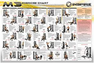 Inspire M3 Multi Gym For Sale