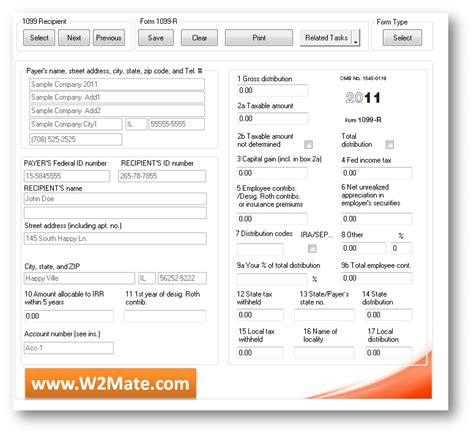 processing 2014 employee w2 forms on perforated paper and