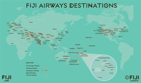 fiji world map  travel information   fiji
