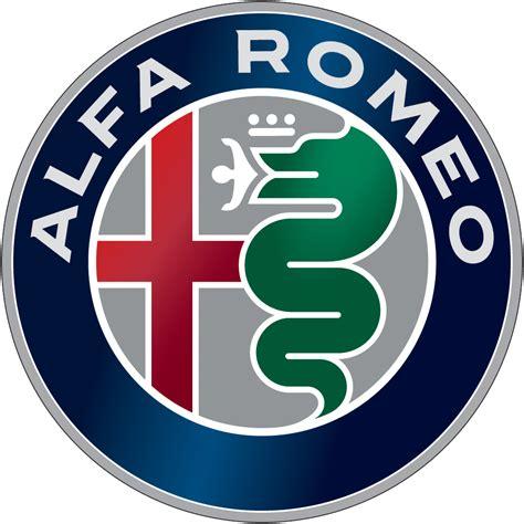 alfa romeo logo    vector icon template