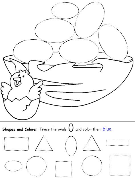 ovals eggs