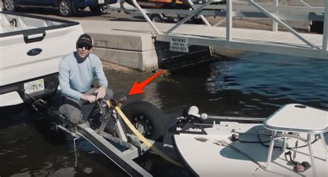 Boat Launch Winch by Easiest Way To Launch And Load A Boat By Yourself