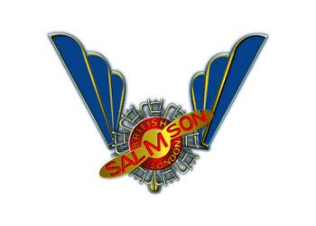 le logo voiture salmson embleme sigle lancia