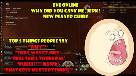 Why Did You Gank Me?! New Player Guide