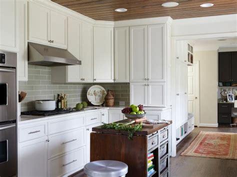 semi custom kitchen cabinets pictures ideas  hgtv