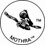 Mothra Monster Icons Godzilla Island Buddies Icon