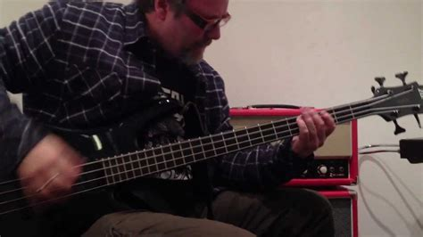 billy gould plays   red witch electronics