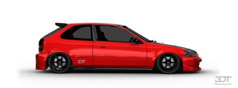 My Perfect Honda Civic Type-r