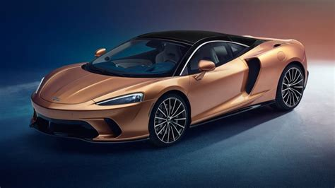 2020 Mclaren Gt Is A 612hp Replacement For Your Private