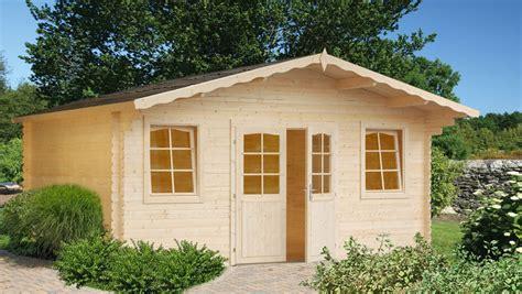 Garten Holzhaus Günstig  Haus Planen
