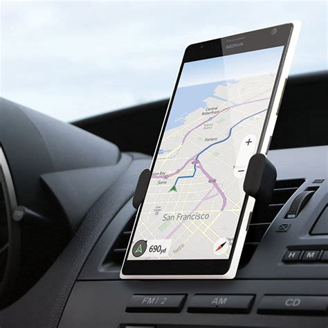 airframe smartphone car mount so that s cool