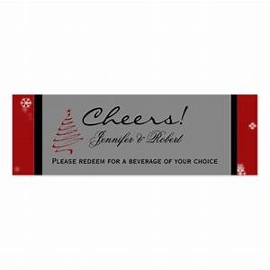 wedding drink tickets template free With complimentary drink ticket template