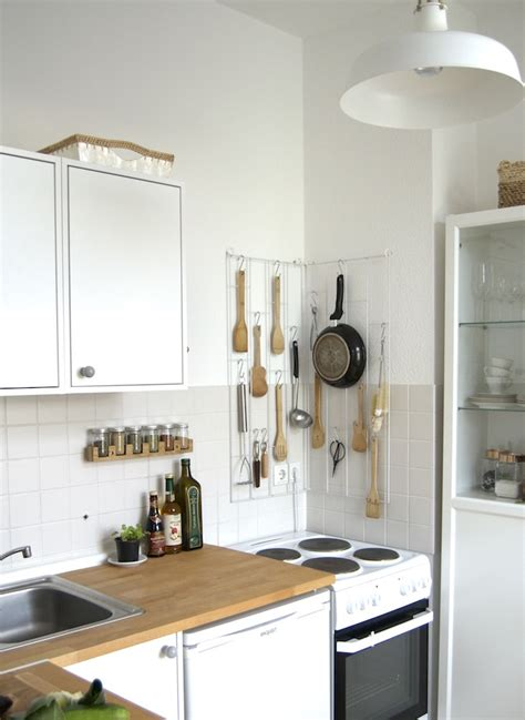 Küchen Kleine Räume by K 252 Che Einrichten Kleine