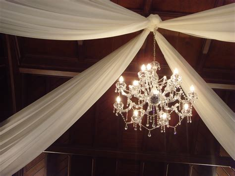 hanging ls for ceiling hanging fabric from ceiling wedding www pixshark com