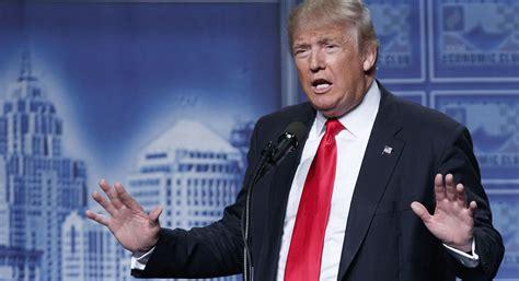 economy trump politico strong doom gloom