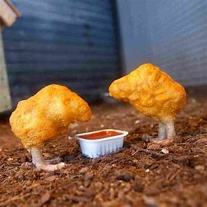 Witness The Birth Of A McDonald's Chicken McNugget : The ...