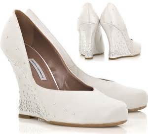 wedding shoes for wedges object moved