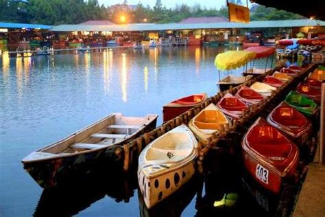 floating market lembang tiket aktivitas desember