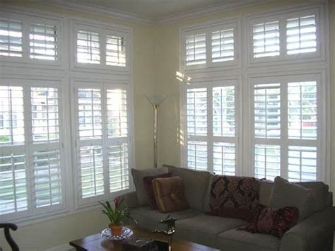plantation shutters  transom windows real gs house